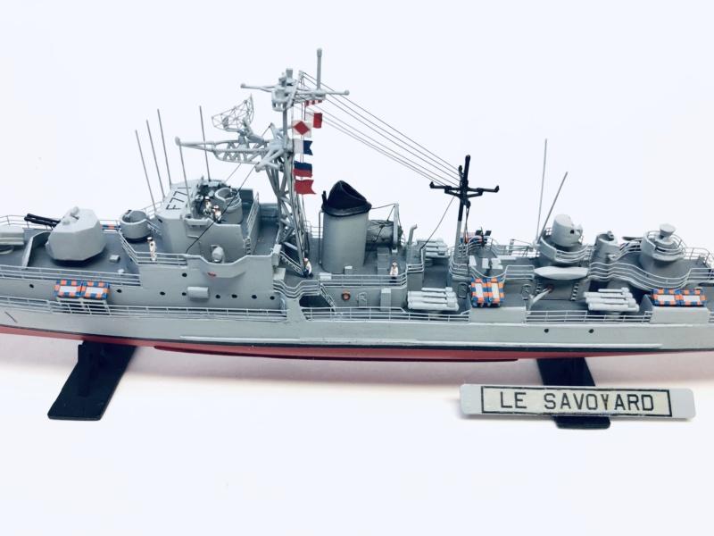 """Escorteur Rapide """"Le Savoyard"""" base HELLER + scratch + PE L'arsenal. Img_e595"""