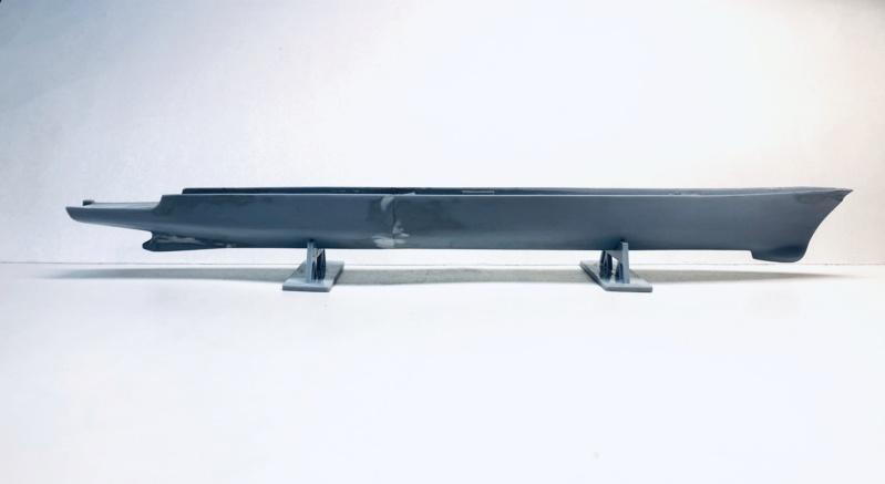 Frégate D609 ACONIT 1/400ème base HELLER + scratch Img_e710