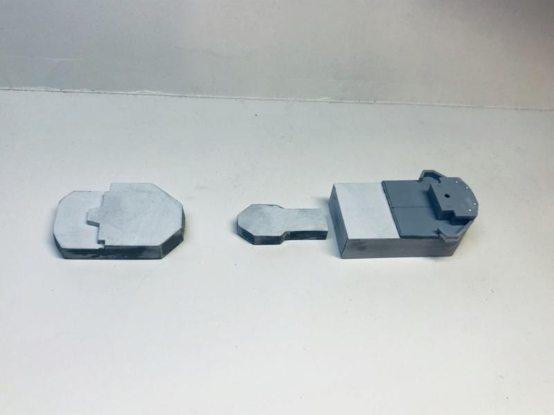 Frégate D609 ACONIT 1/400ème base HELLER + scratch Img_e733