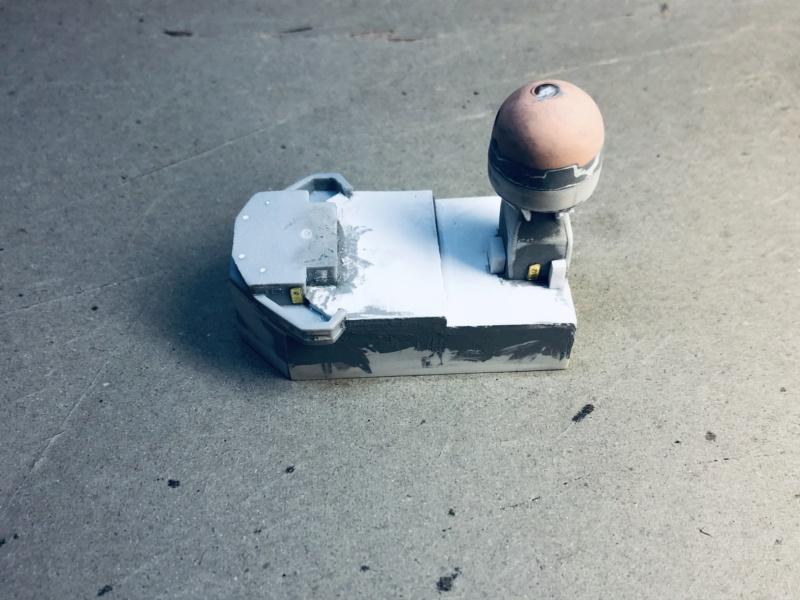 Frégate D609 ACONIT 1/400ème base HELLER + scratch Img_e744