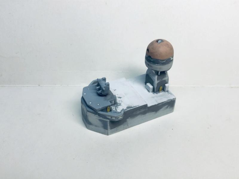 Frégate D609 ACONIT 1/400ème base HELLER + scratch Img_e747