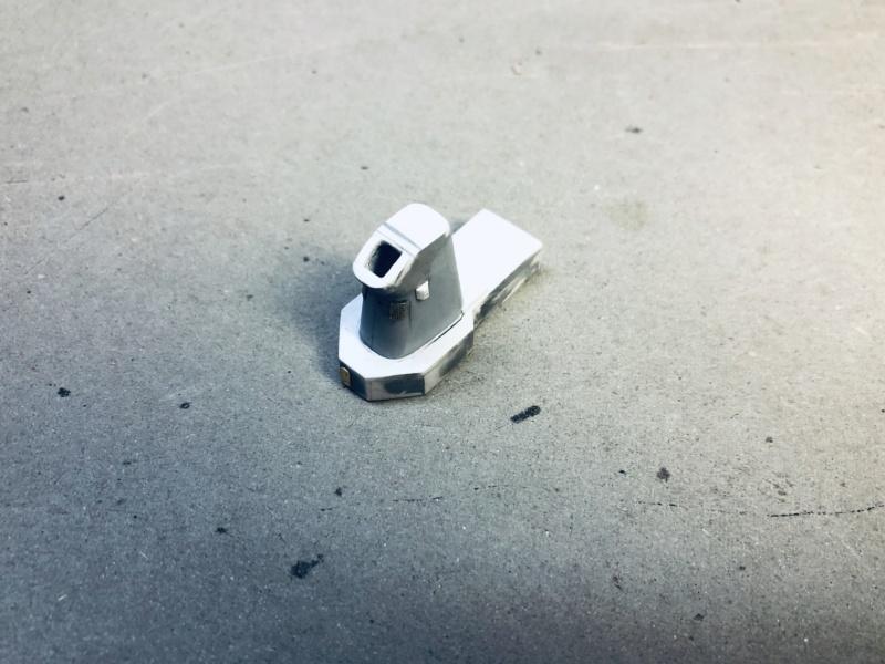 Frégate D609 ACONIT 1/400ème base HELLER + scratch Img_e761