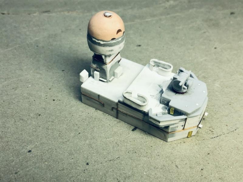 Frégate D609 ACONIT 1/400ème base HELLER + scratch Img_e768