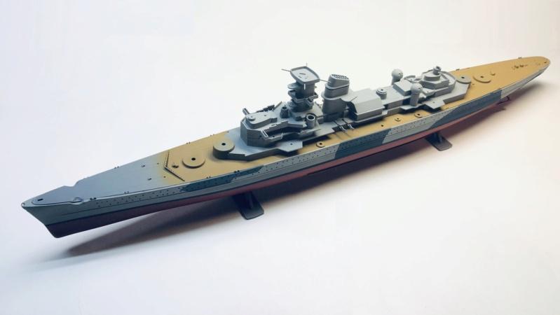 Croiseur lourd ADMIRAL HIPPER  boîte jaune Réf 1033 Img_e801