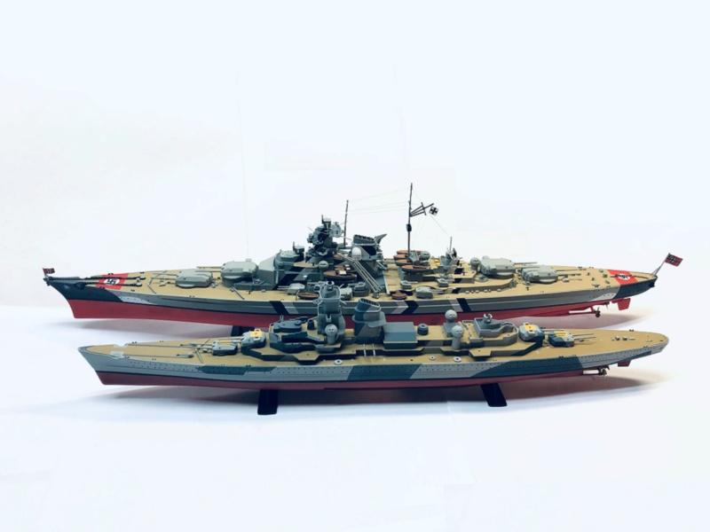 Croiseur lourd ADMIRAL HIPPER  boîte jaune Réf 1033 Img_e806