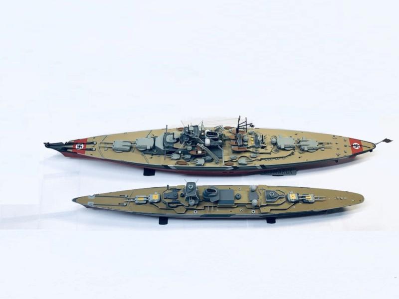 Croiseur lourd ADMIRAL HIPPER  boîte jaune Réf 1033 Img_e807