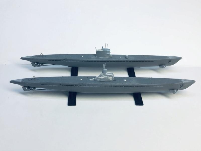 2 sous-marins ex U-Boot type IX: Le BLAISON et le BOUAN Img_e843