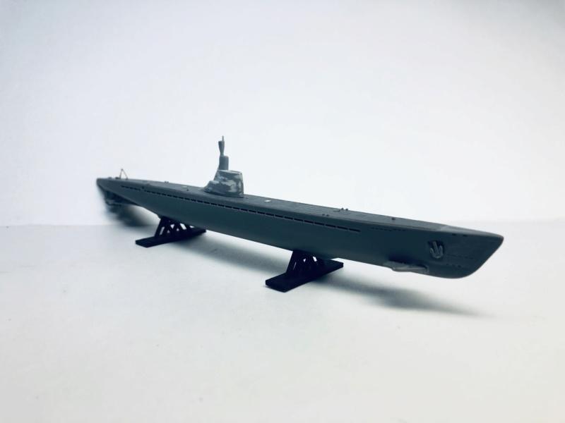 2 sous-marins ex U-Boot type IX: Le BLAISON et le BOUAN Img_e844