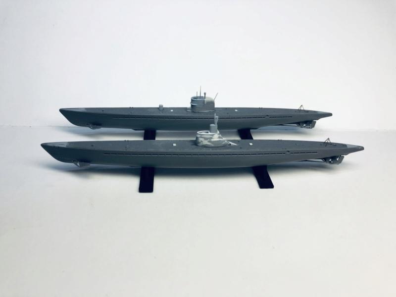 2 sous-marins ex U-Boot type IX: Le BLAISON et le BOUAN Img_e850