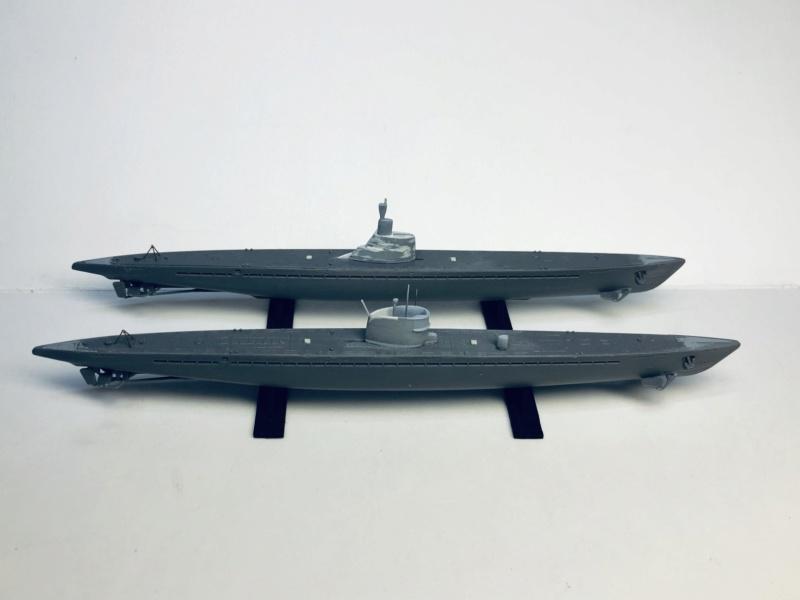 2 sous-marins ex U-Boot type IX: Le BLAISON et le BOUAN Img_e851