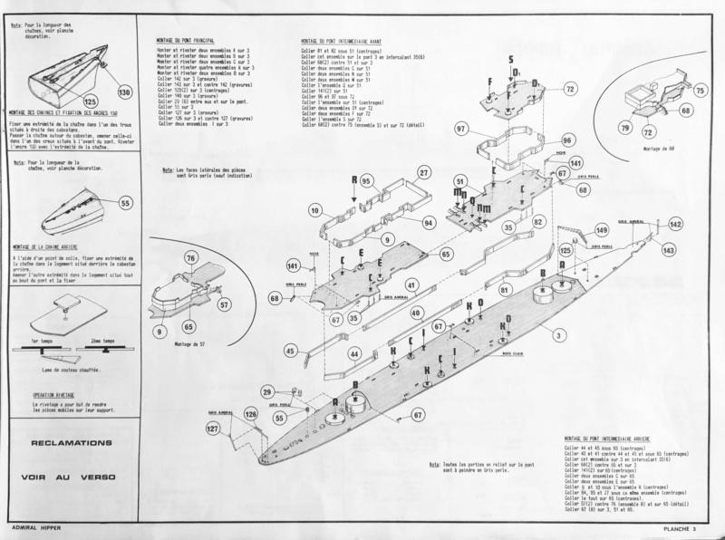Croiseur lourd ADMIRAL HIPPER  boîte jaune Réf 1033 Img_e884