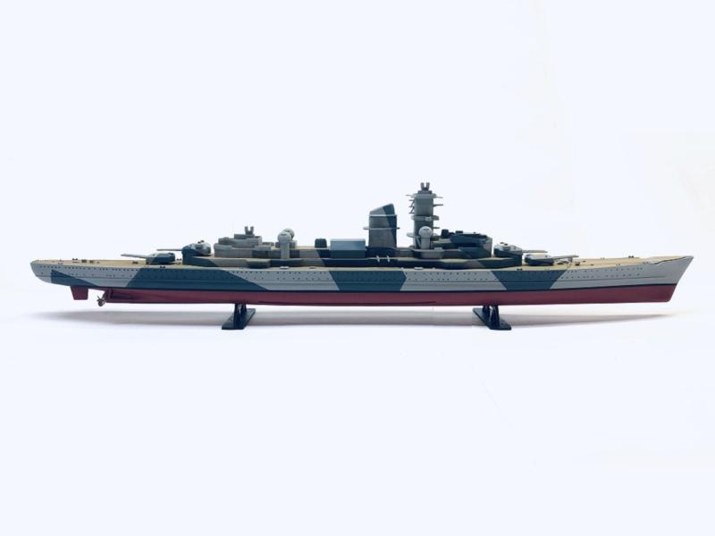 Croiseur lourd ADMIRAL HIPPER  boîte jaune Réf 1033 Img_e900