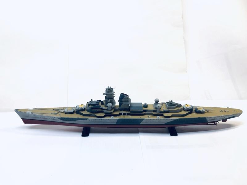 Croiseur lourd ADMIRAL HIPPER  boîte jaune Réf 1033 Img_e901