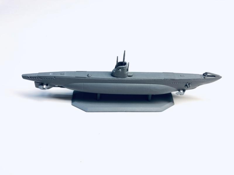 [HELLER - MIRAGE] Chantier naval / Flottille U-BOOT Réf 195, 81002, 81091 & 400203, 40411 Img_e903
