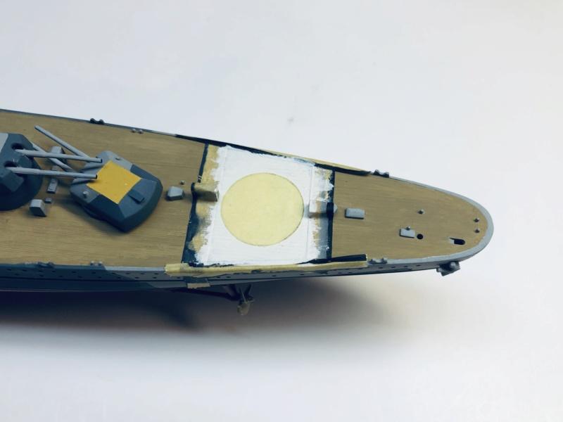 Croiseur lourd ADMIRAL HIPPER  boîte jaune Réf 1033 - Page 2 Img_e929