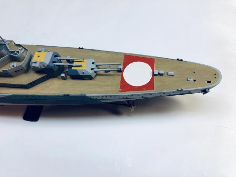Croiseur lourd ADMIRAL HIPPER  boîte jaune Réf 1033 - Page 2 Img_e930