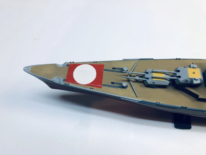 Croiseur lourd ADMIRAL HIPPER  boîte jaune Réf 1033 - Page 2 Img_e931