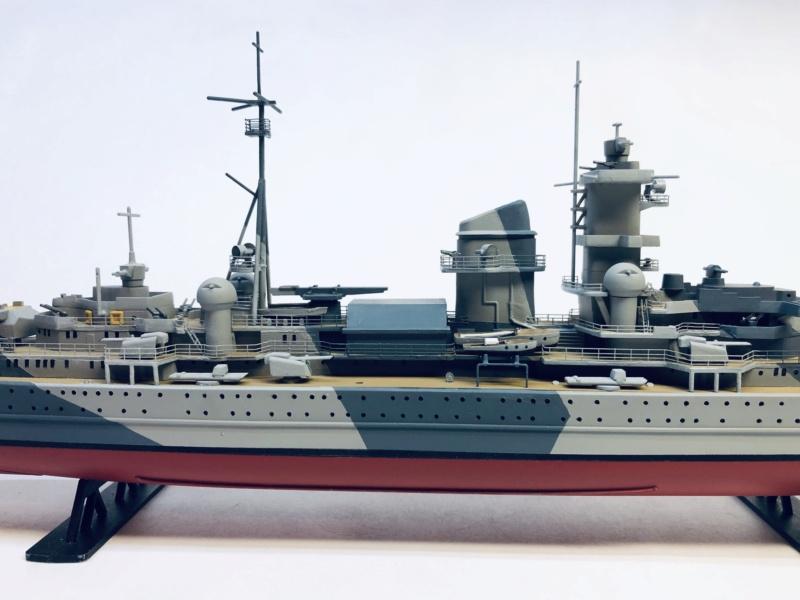 Croiseur lourd ADMIRAL HIPPER  boîte jaune Réf 1033 - Page 2 Img_e950