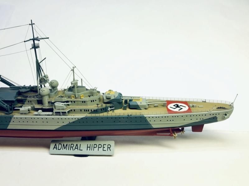 Croiseur lourd ADMIRAL HIPPER  boîte jaune Réf 1033 - Page 2 Img_e967