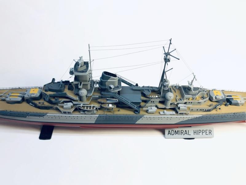 Croiseur lourd ADMIRAL HIPPER  boîte jaune Réf 1033 - Page 2 Img_e973