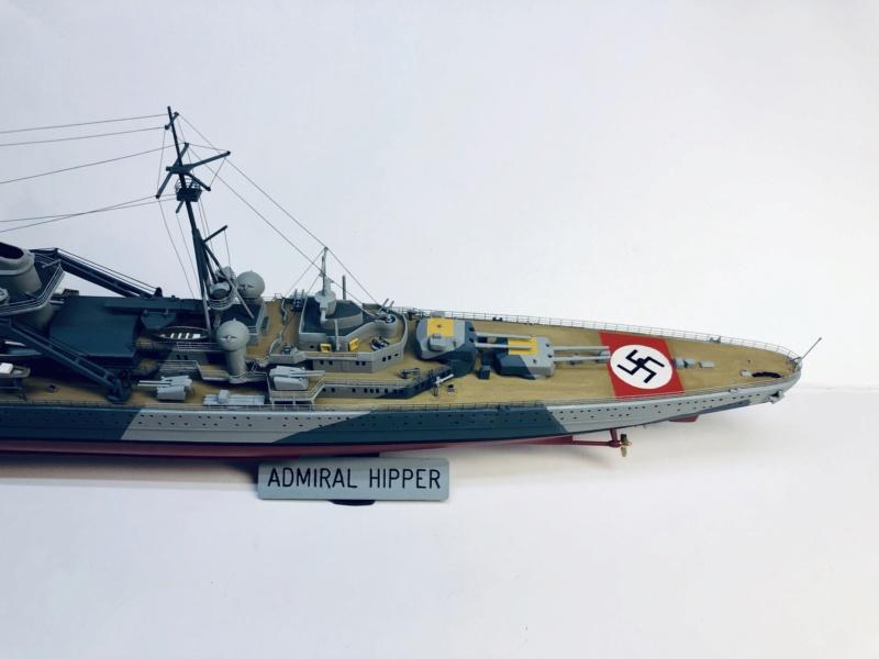 Croiseur lourd ADMIRAL HIPPER  boîte jaune Réf 1033 - Page 2 Img_e974