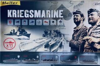 [HELLER - MIRAGE] Chantier naval / Flottille U-BOOT Réf 195, 81002, 81091 & 400203, 40411 Img_e991