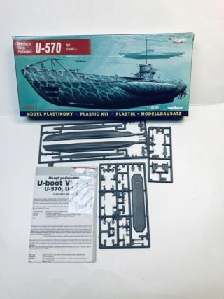 [HELLER - MIRAGE] Chantier naval / Flottille U-BOOT Réf 195, 81002, 81091 & 400203, 40411 Img_e993