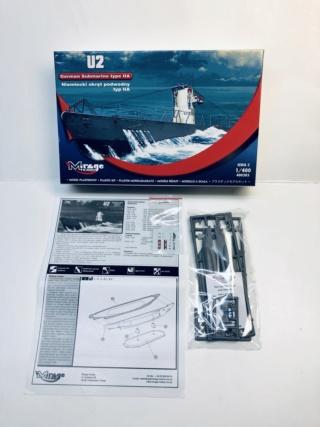 [HELLER - MIRAGE] Chantier naval / Flottille U-BOOT Réf 195, 81002, 81091 & 400203, 40411 Img_e994