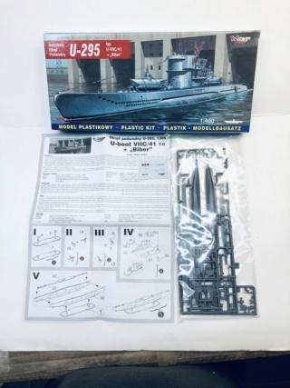 [HELLER - MIRAGE] Chantier naval / Flottille U-BOOT Réf 195, 81002, 81091 & 400203, 40411 Img_e996