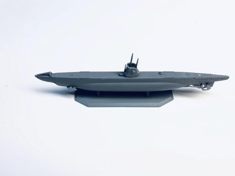 [HELLER - MIRAGE] Chantier naval / Flottille U-BOOT Réf 195, 81002, 81091 & 400203, 40411 Img_e999