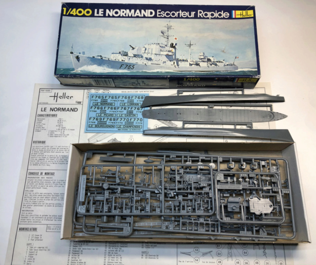 Escorteur Rapide E52 1/400ème réf 81094 Le_nor10