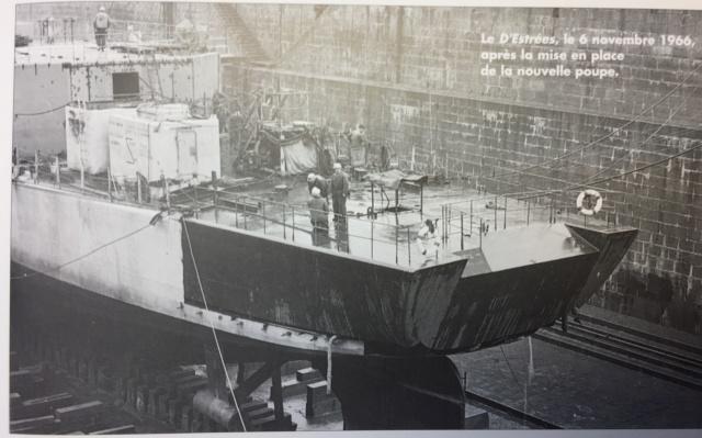 Escorteur d'Escadre T47 refondu ASM - Page 2 Vauque35