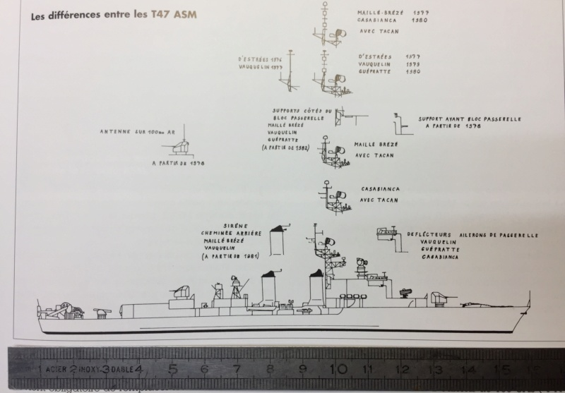 Escorteur d'Escadre T47 refondu ASM - Page 2 Vauque41