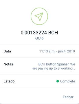 Oportunidade [Provado] BCH Button (já ganhei 1,4M satoshis BCH - 5,50$) Botton10