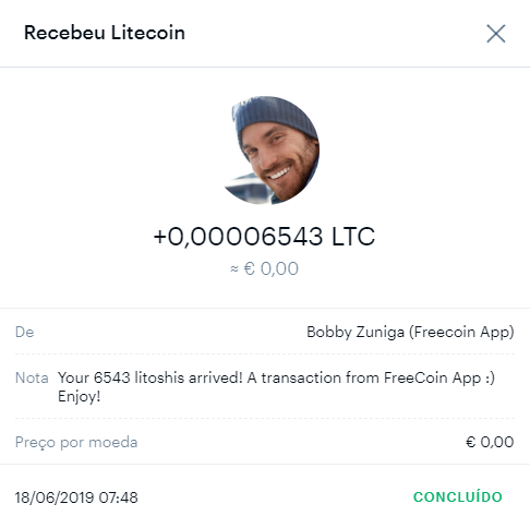 Oportunidade [Provado] Free Litecoin Game Liteco11