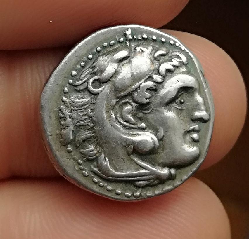 Dracma de Lysímaco. Lampsakus (Reino de Tracia) Img_2012