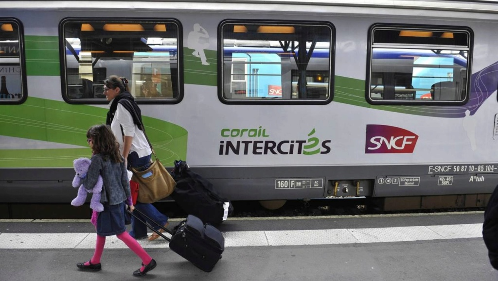 Ligne SNCF Caen Le Mans Tours : pourquoi ça coince du côté des trains ? 55005b10