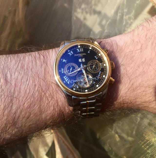 А в кого які годинники? (У кого какие часы) Fullsi55