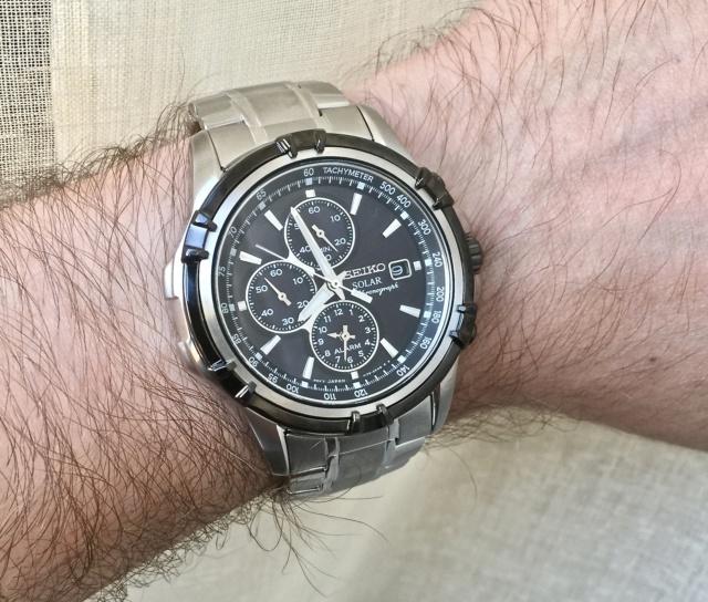 А в кого які годинники? (У кого какие часы) Fullsi56