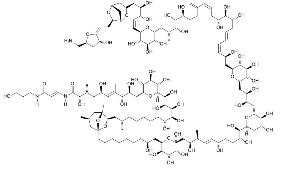 Palitoxina en Zoanthidos 6c2f2710