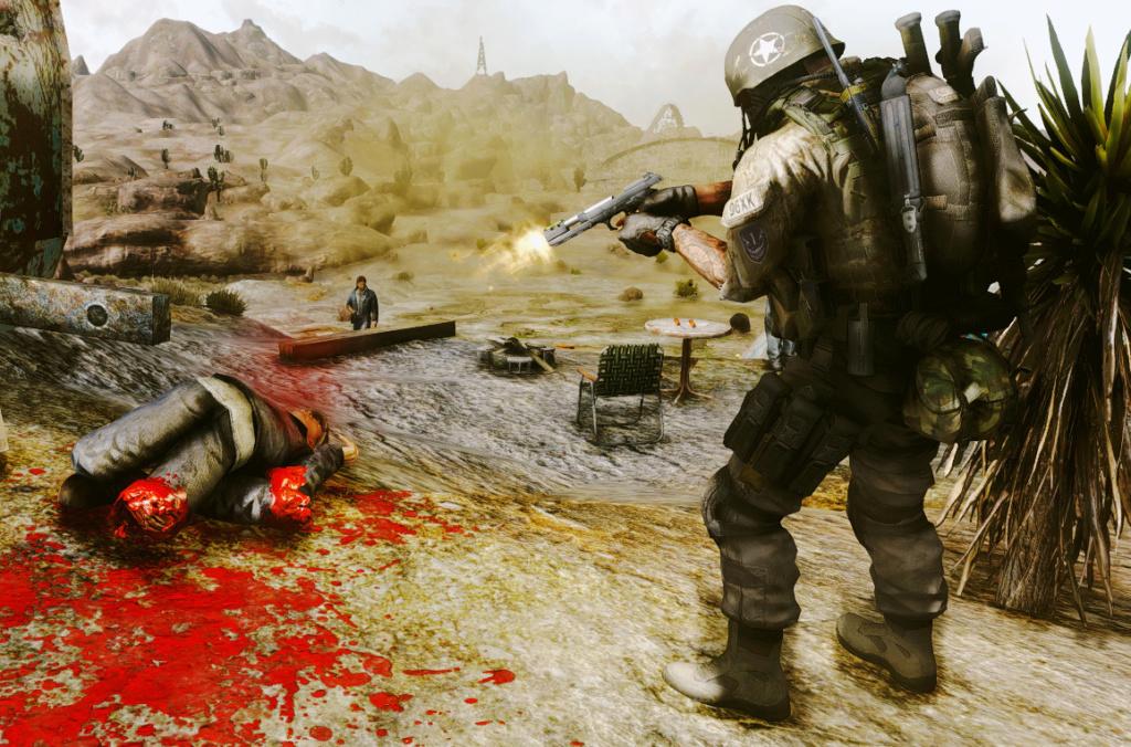 Fallout Screenshots XIII - Page 41 Screen22