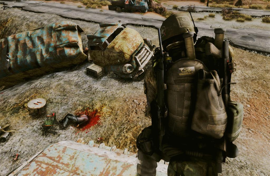 Fallout Screenshots XIII - Page 41 Screen23