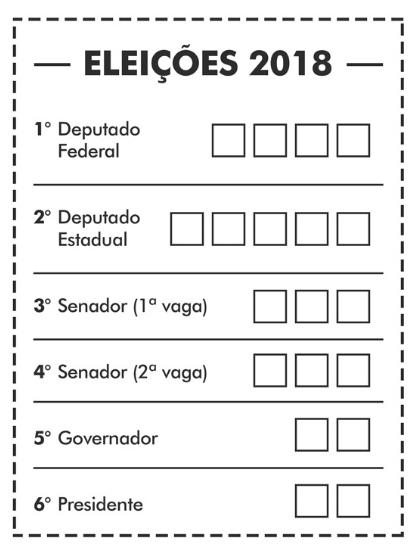 Eleições 2018 - Fique ligado... Colael11