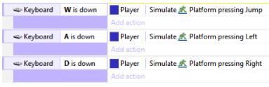Como fazer um jogo de plataforma na Construct 2 Screen58