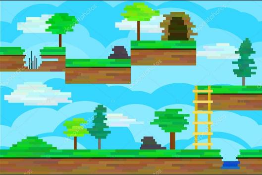 Como fazer um jogo de plataforma na Construct 2 Screen59