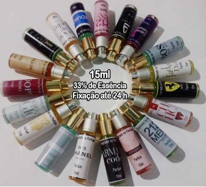 Perfumes masculinos e femininos Screen84