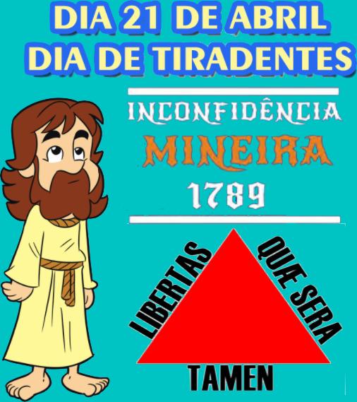 21 de abril - Dia de Tiradentes Tirade10
