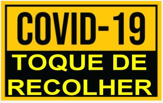 Toque de recolher - Cidade de Contagem Trec10