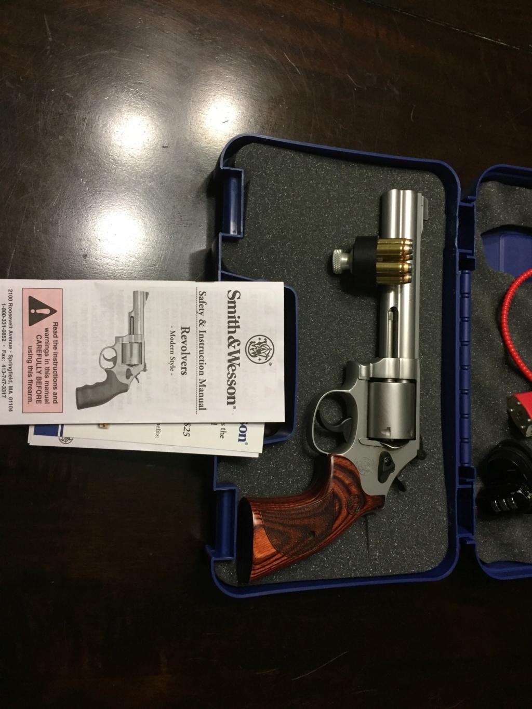 Je vend Revolver S&W 357M  7dd86210