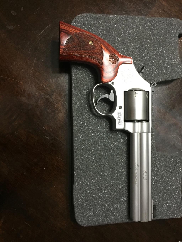 Je vend Revolver S&W 357M  A0207610